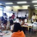ワークショップ@文理開成高校始まりました!