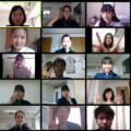 【活動報告】大宮国際中等教育学校にて、第1回ワークショップをオンラインで実施しました
