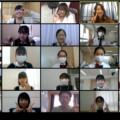 【開催報告】大宮国際中等教育学校にて、第3回ワークショップ「自分の豆の木を作ろう!」をオンラインで実施しました