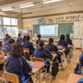 【開催報告】松戸市立小金北中学校と、共同企画「人生について本気出して考えてみた」を開催しました
