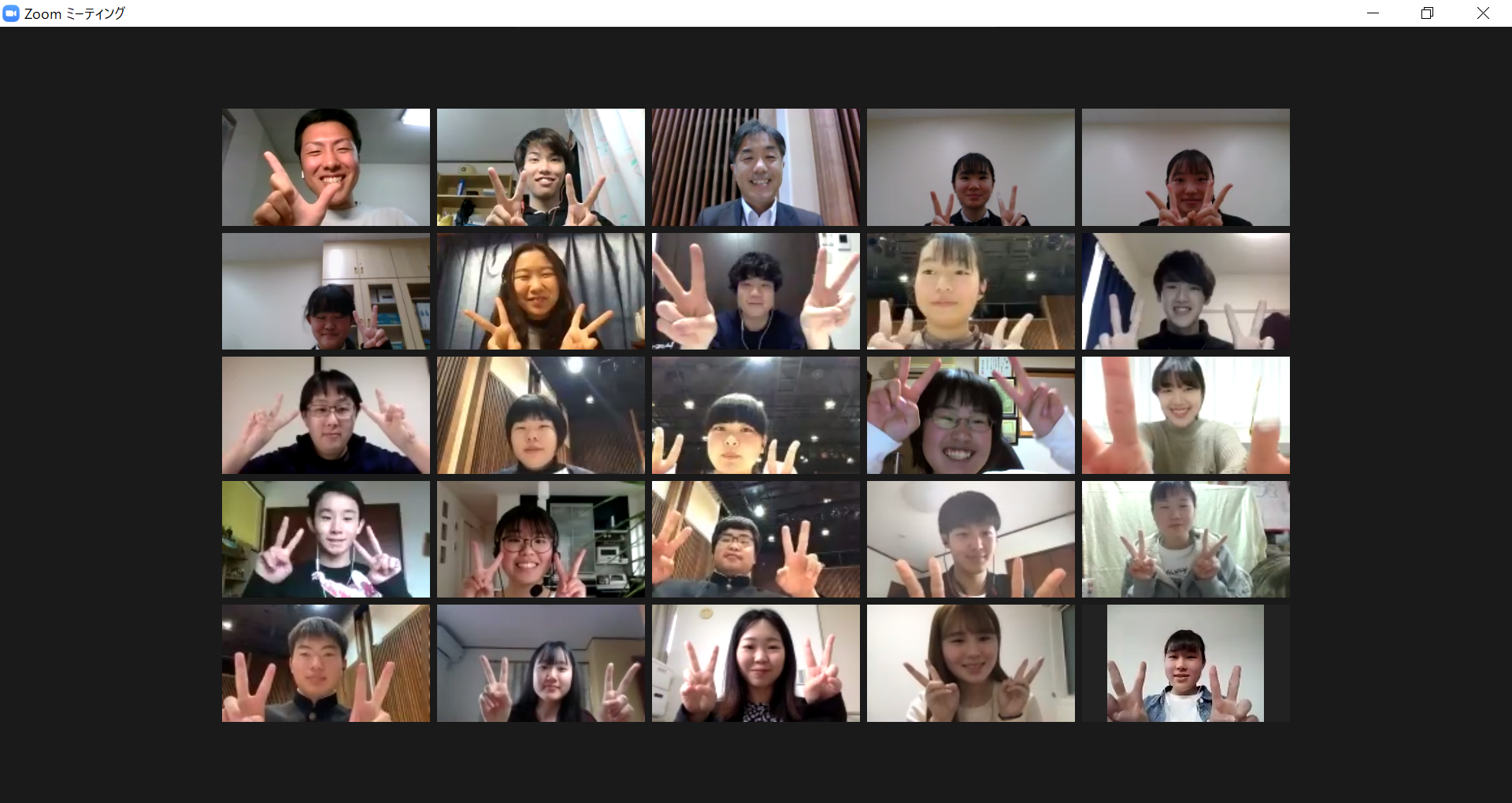 【開催報告】会津★夢☆発見プロジェクト~中学生の部~を開催しました